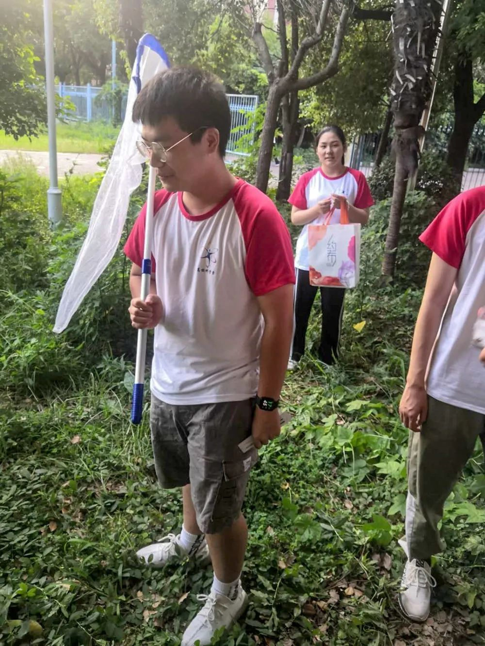 这个八月,华东师大变身网红夏令营打卡地!
