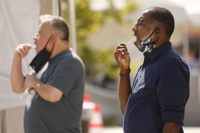 美国加州洛杉矶县新冠肺炎确诊病例趋年轻化