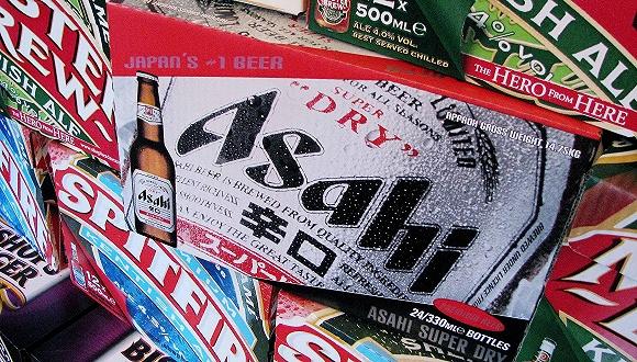 烟台啤酒回购股权,朝日在华业务