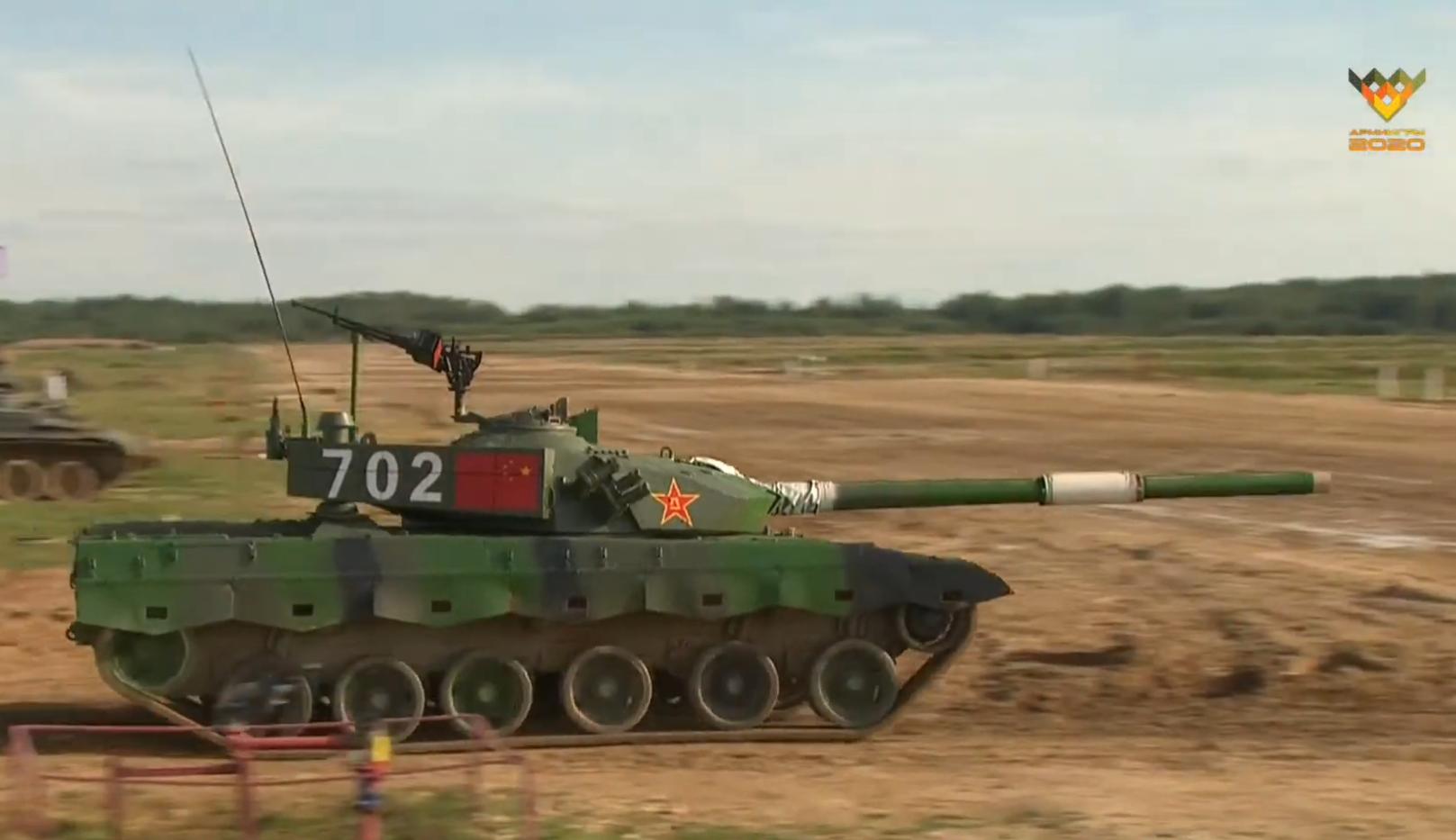 俄专家列出我军96B坦克三大强项这一系统中国独有