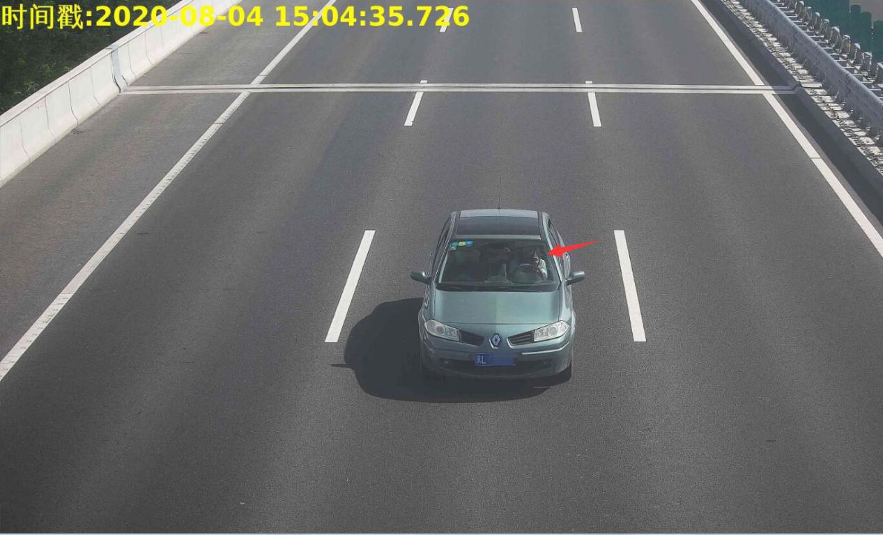 不系安全带、 接打手机的司机注意!北京电子警察抓拍升级