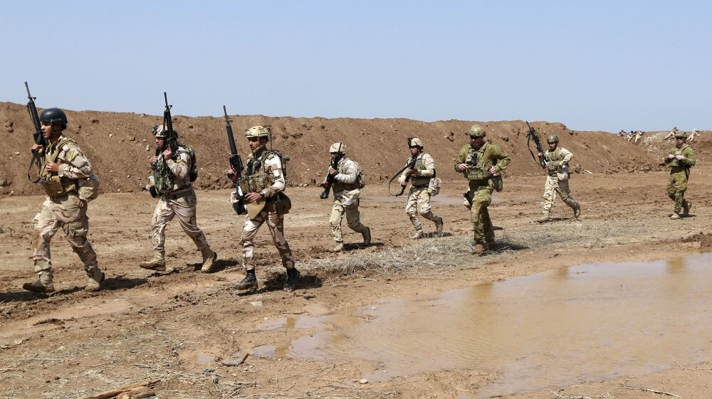 美国为首联军撤出塔吉基地回归伊拉克控制