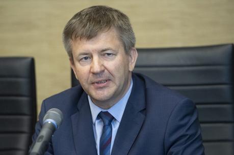 白俄罗斯总统卢卡申科解除白驻斯洛伐克大使职务