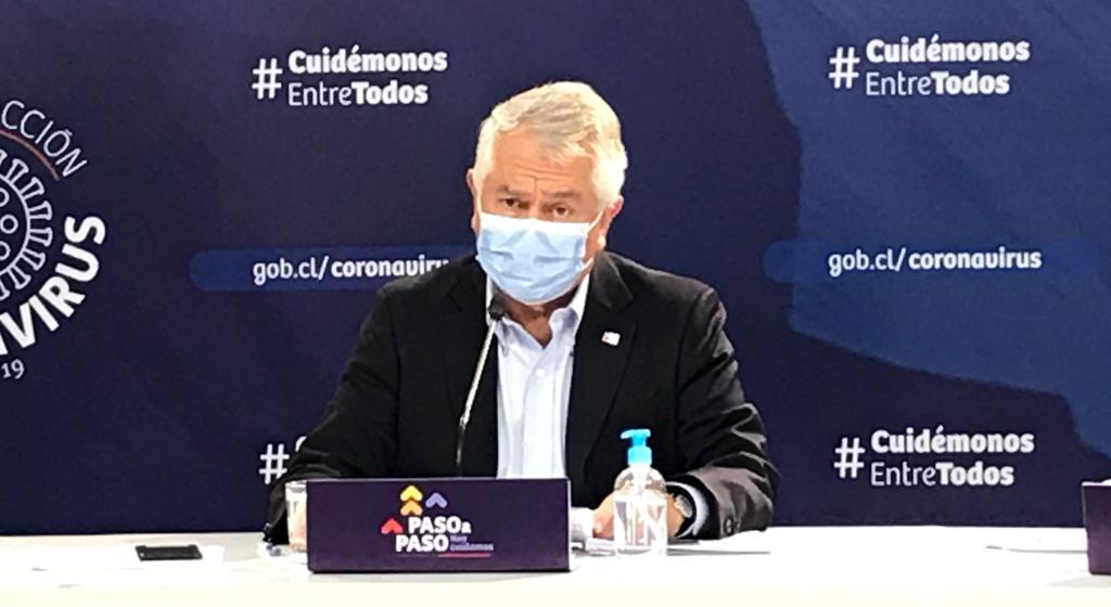 智利累计新冠肺炎确诊病例近40万