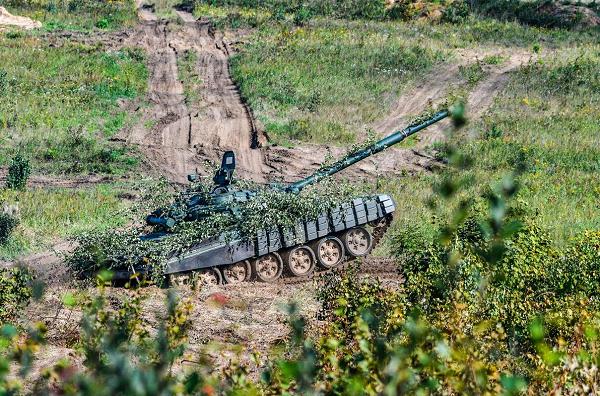 △图片来自俄罗斯西部军区新闻处