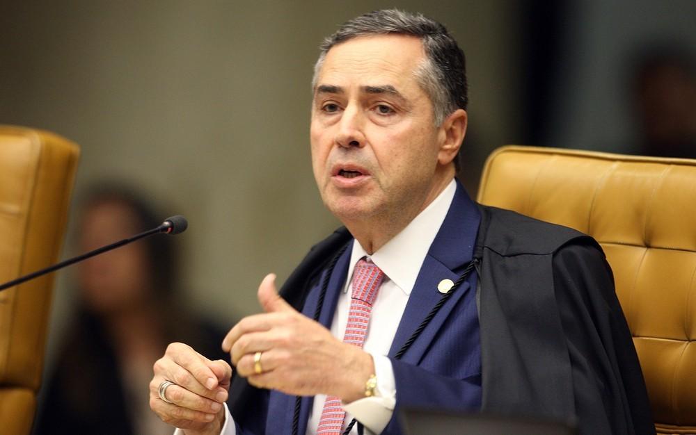 △巴西最高法院法官路易斯·巴罗佐(图片来源:巴西媒体环球网)