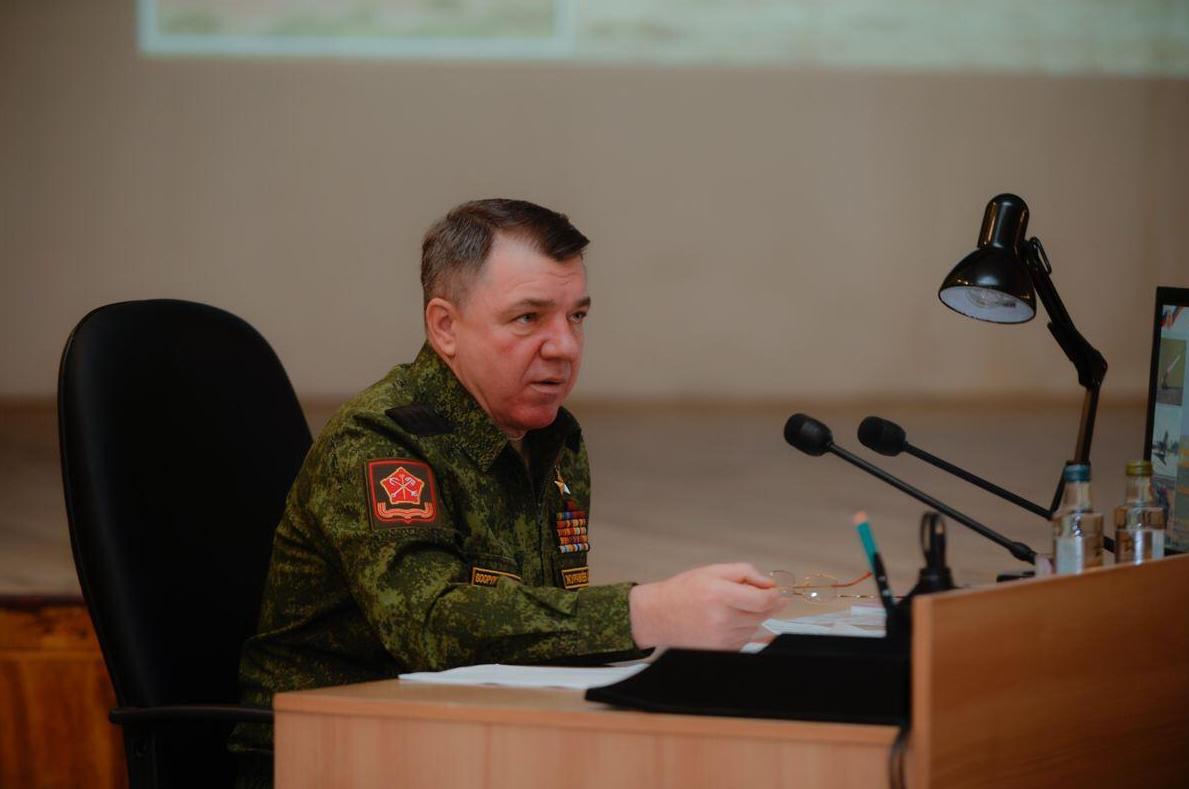 俄罗斯西部军区举行大规模军演