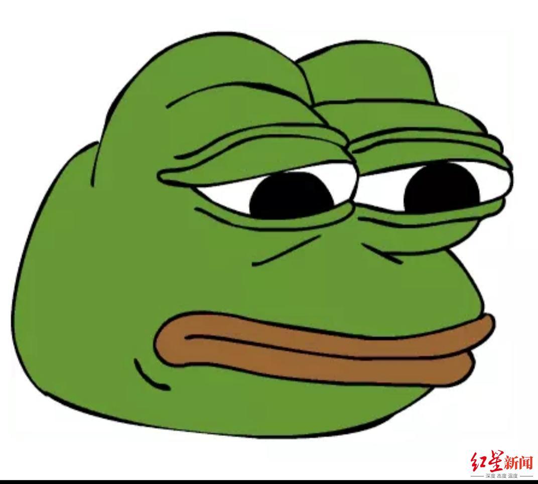 刷屏七夕的青蛙 竟在2017年就被他的作者亲手画死了