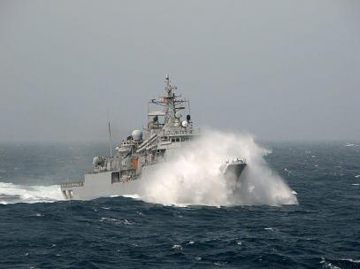 土耳其国防部:土海军将在东地中海进行训练
