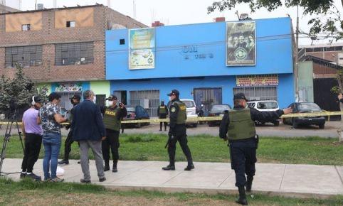 秘鲁舞厅踩踏事件:死者中11人新冠检测呈阳性