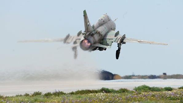 叙政府军在俄军支持下开展武装分子清剿行动