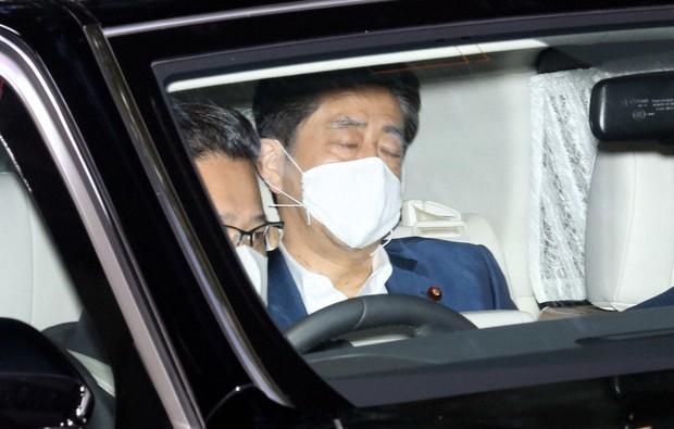 安倍晋三将召开两个月来的首次记者会 澄清病情传闻