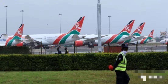 半数飞行员下岗!疫情之下肯尼亚航空公司宣布裁员