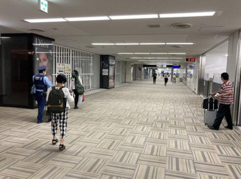 ▲成田机场(西日本新闻)