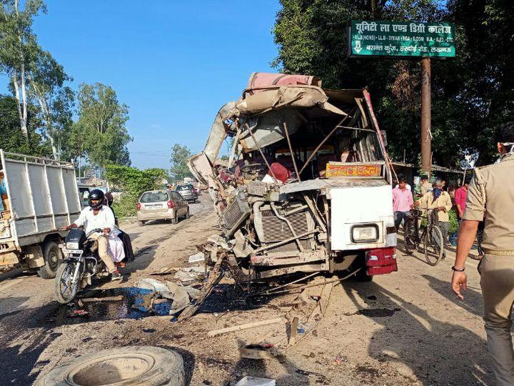 印度北方邦发生公交车相撞事故 致6死8伤