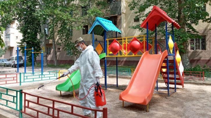 乌兹别克斯坦累计确诊39964例 918名劳务移民返乌