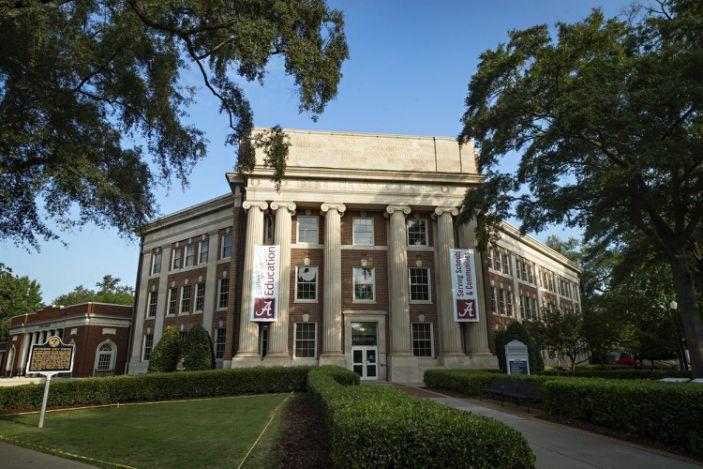 美國阿拉巴馬大學開學5天500多人感染。(圖:Getty)