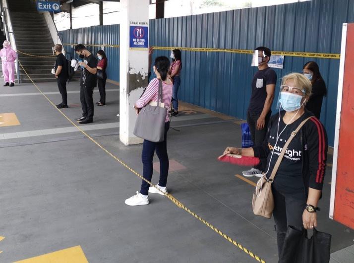 菲律宾新增3249例新冠肺炎确诊病例 累计达205581例