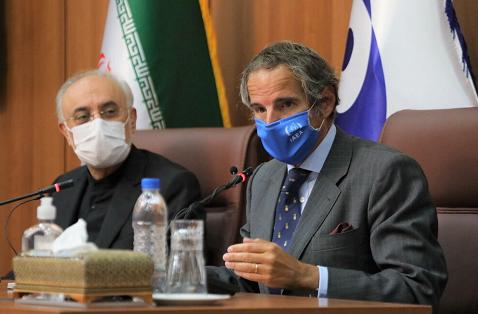 伊朗:愿为国际原子能机构提供两处地点核查准入