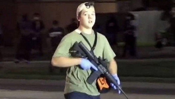 特朗普粉丝、警察崇拜:起底17岁美国激进少年成长史
