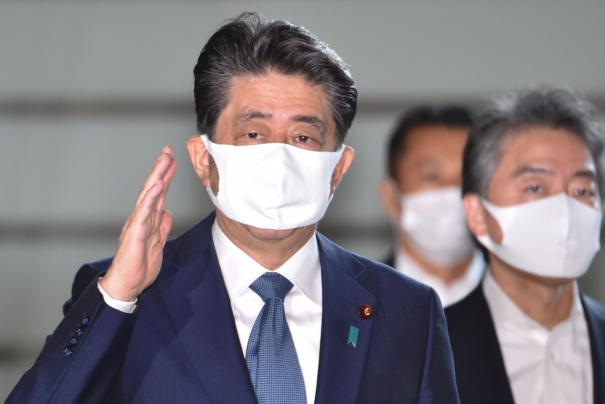 安倍晋三因健康原因决定辞职,谁会来接班?