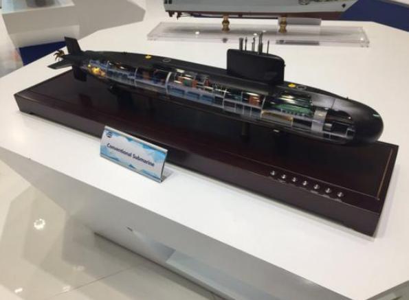 泰国投票再买2艘中国造潜艇 仅一票优势通过