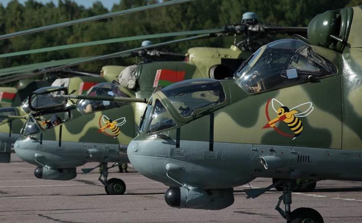 白俄罗斯举行大规模军演 部分军队进入最高战备状态