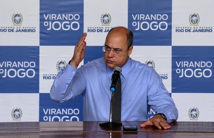 巴西里约热内卢州州长因疫情期间涉嫌腐败被停职