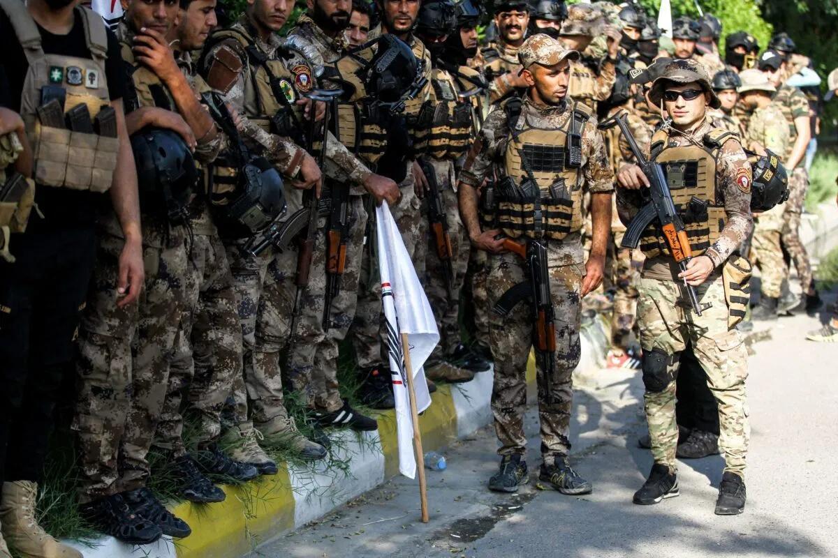 伊拉克什叶派武装派兵 助叙政府军夺回伊德利卜