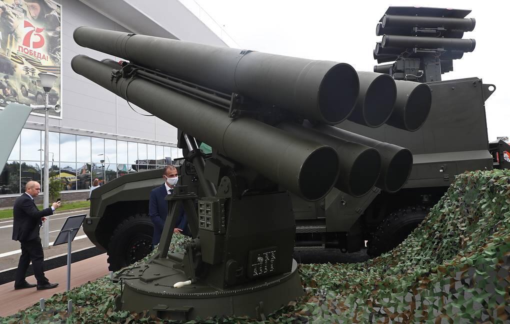 俄推出新型导弹 一发就能几乎100%打爆任何西方坦克