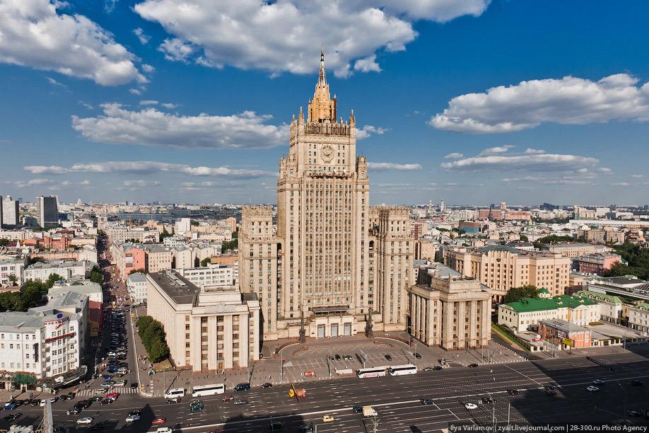 俄罗斯驱逐挪威一名高级外交官