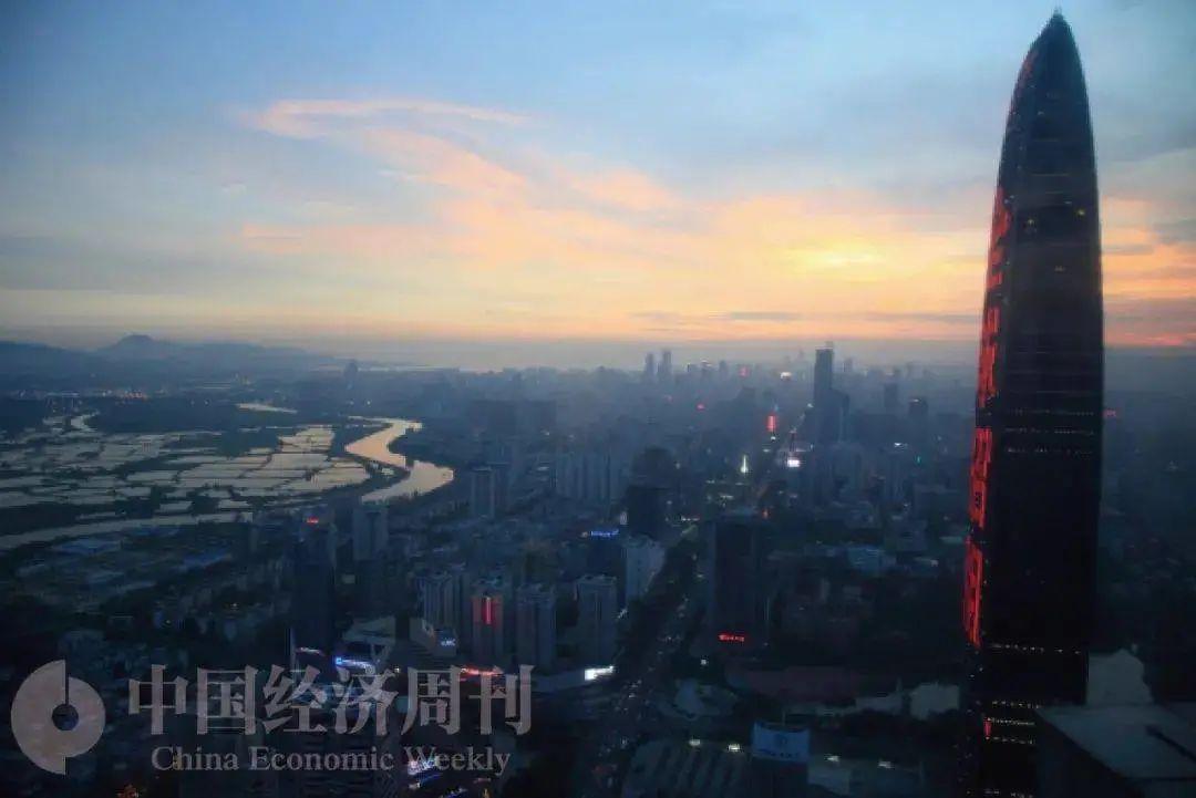 为何这么多的500强企业总部扎堆粤海街道