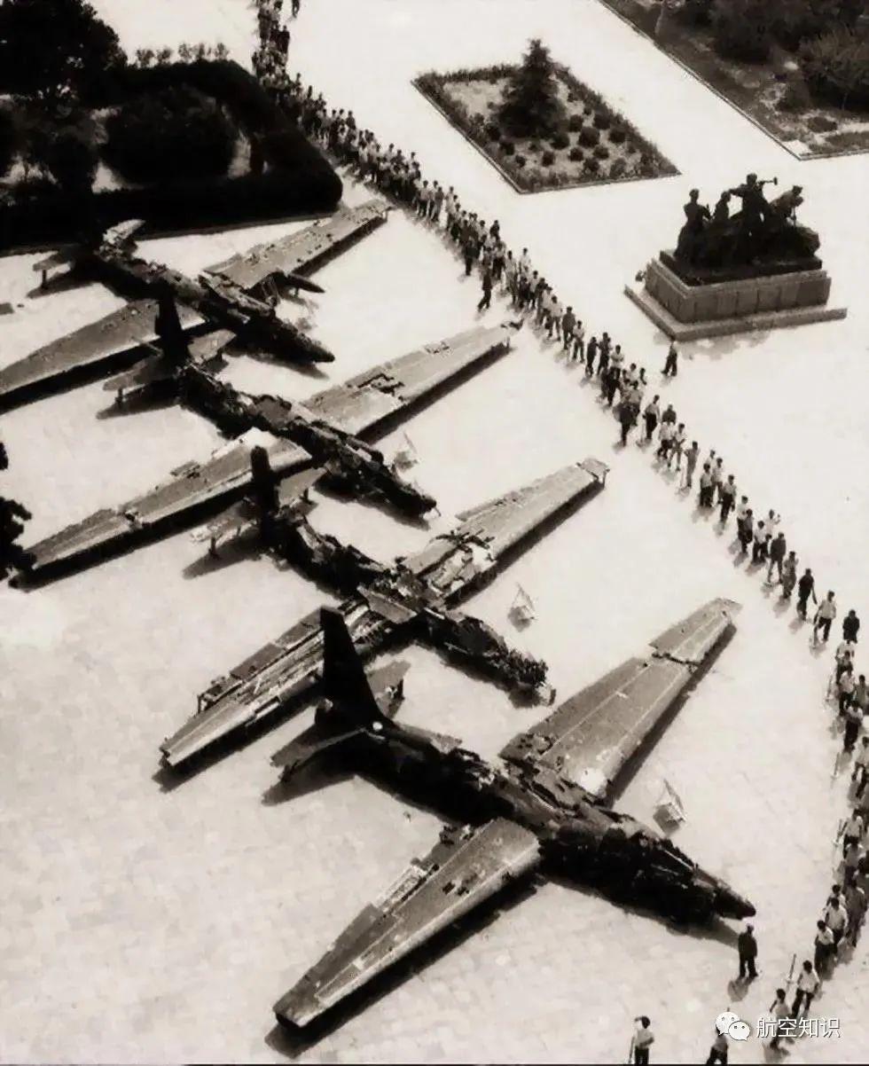 被我空军5次击落,U-2还敢来挑衅?!