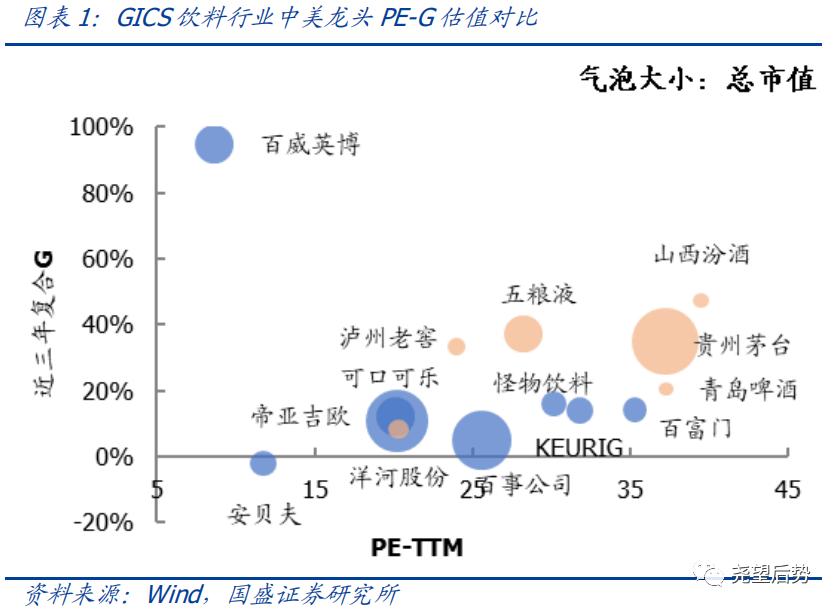 【国盛策略】全球龙头比较:A 股消费白马估值如何?