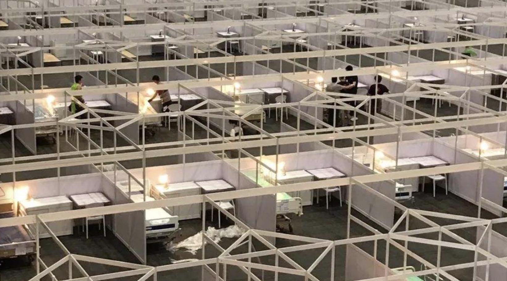 香港逾250人入住社区隔离及治疗设施 单日确诊数字回落至两位数图片