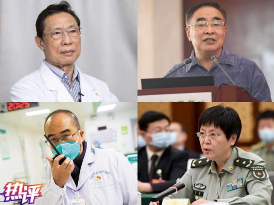 【赢咖3】钟南山赢咖3成为共和国勋章图片