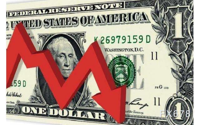 美国抗疫不力经济前景黯淡 或令美元陷入长期下行大趋势