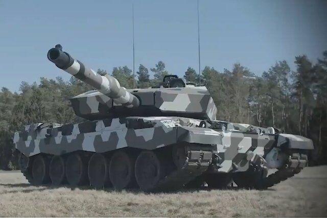 德国测试130毫米坦克火炮 或成未来北约坦克标配