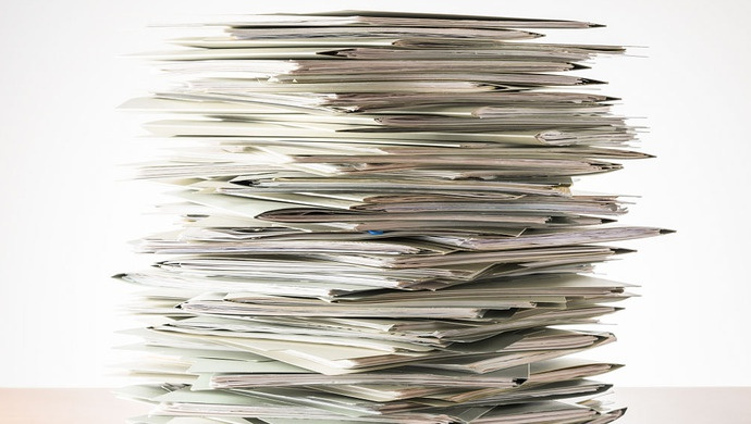 平均每个工作日发两个红头文件,这样的镇还有多少精力抓工作?图片