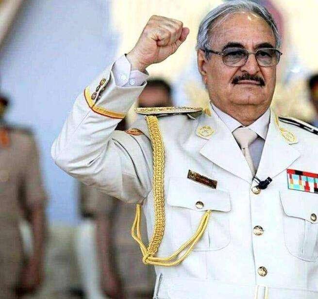 土耳其加强对利比亚干预哈夫塔尔警告将武力反击