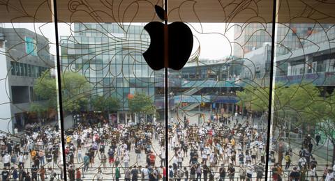 苹果市值超沙特阿美石油公司再次成为全球市值最高的公司