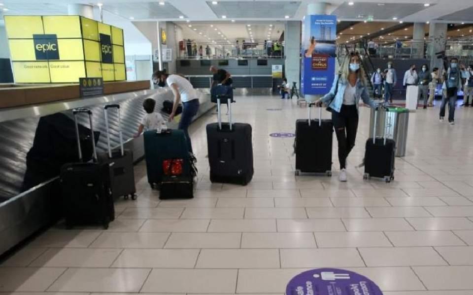 塞浦路斯对希腊入境旅客进行强制性新冠病毒测试
