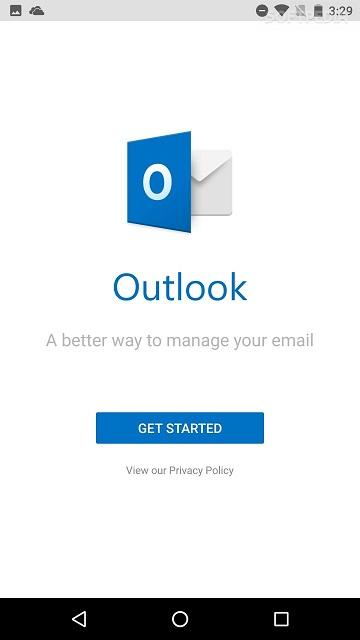 Android版Microsoft Outlook应用更新 允许用户配置通知选项