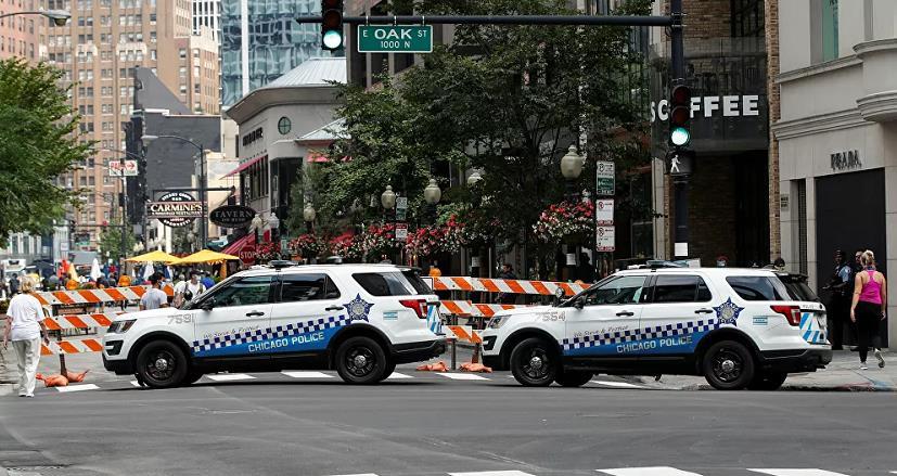 美国芝加哥一餐厅发生枪击事件 致1死5伤