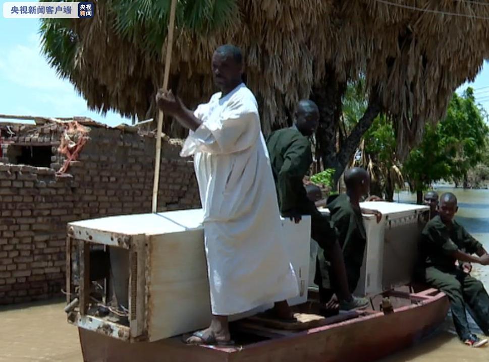 苏丹洪灾造成88人死亡  尼罗河水位创百年新高