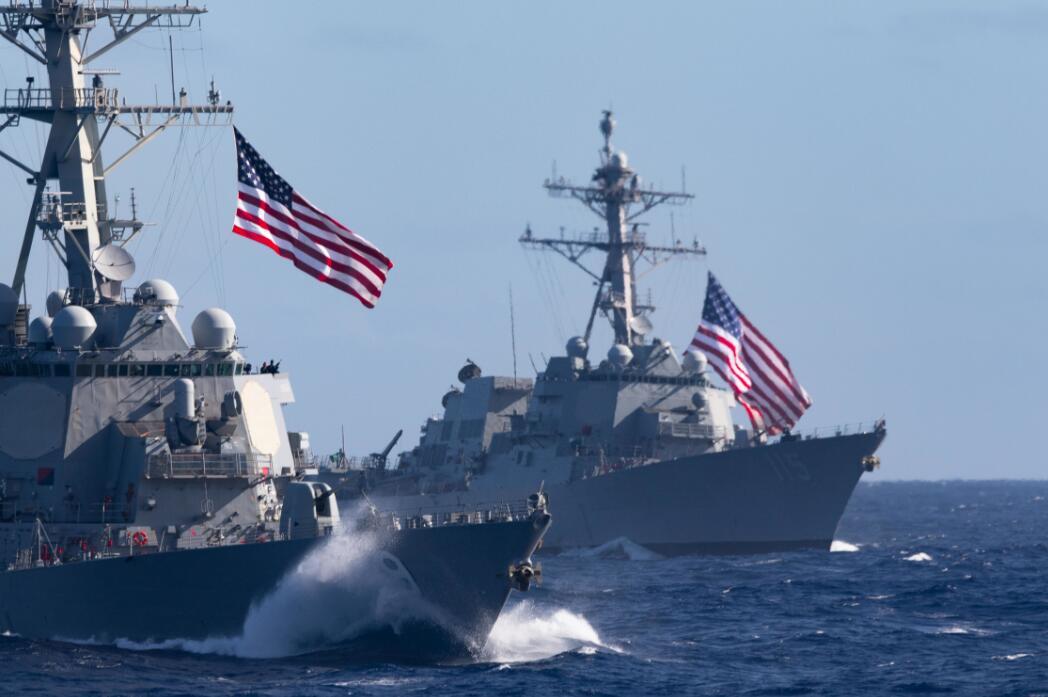 这艘频繁在中国近海活动的美舰 又出现离奇死亡事件
