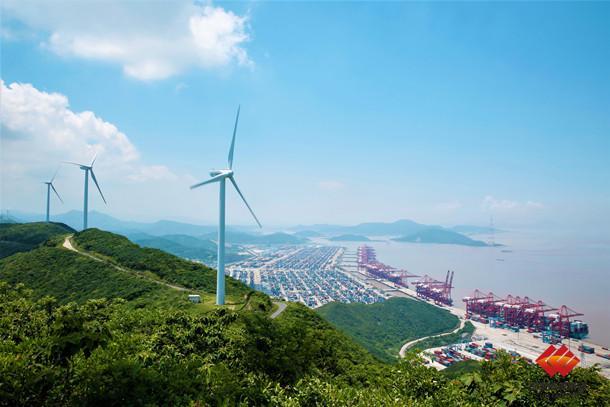 国电电力浙江宁波风电第五次获评5A级风电场
