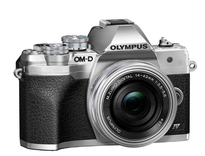 M10 Mark IV 相机:2000 万像素,五轴机身防抖