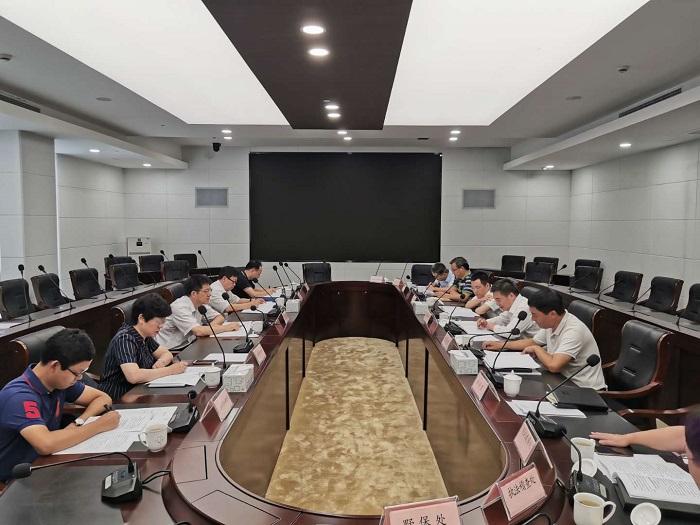 上海专员办赴上海市林业局开展林业重点工作情况调研
