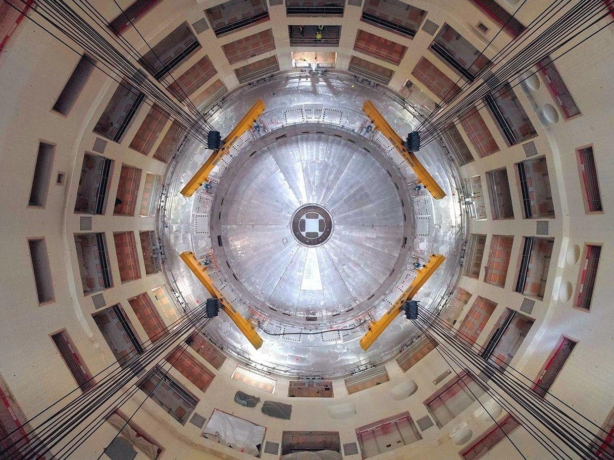 「人造太阳」背后,国际热核聚变实验反应堆(ITER)正式开始组装工作